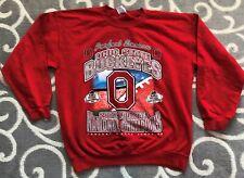 Vintage Ohio State University Buckeyes 2002 Football Champions Sweatshirt Large