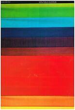 Publicité Advertising 1973 (2 pages) La Collection Textile Knoll International