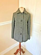 London Fog grey short coat excellent condition size PS lined classic look lovely