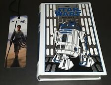New ListingStar Wars Trilogy R2D2 Sterling White Leather Bound Edition Book (2015)