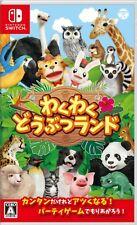 Waku Waku Doubutsu Land Chinese/English/Japanese subtitle Nintendo Switch