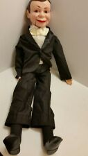 "30"" Charlie McCarthy Ventriloquist Doll Marked Juro Novelty Co.. 1977-Orig. Tux"