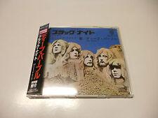 """Deep Purple """"Black night"""" Rare Japan Single cd WPCR-1583"""