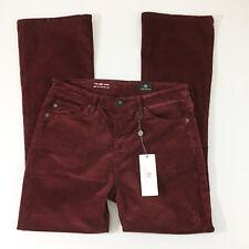 P24 Adriano Goldschmied Jodi Crop Jelvet Jeans Sz 25 Womans Pants