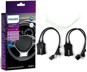 Philips LED Canbus Error Canceler 9003 HB2 H4 Head Light High Low Beam Flicker