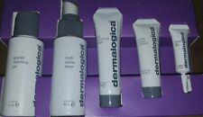 Dermalogica Normal/Dry Skin Kit 5 Piece Set! Travel gel toner exfolilent  eye