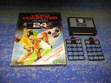 INTERTON 4000 VC 4000 Fussball  NR. 24 BIG BOX selten mit Tastenschablone
