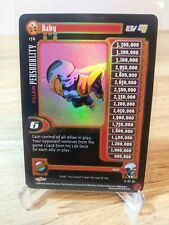 DBZ CCG DRAGON BALL GT Z BABY LV4 #176 *LIMITED* FOIL BABY SAGA SUPER RARE CARD