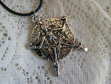 GOTHIC _ STAR _ NECKLACE  -- (GREAT_CHRISTMAS_GIFT)
