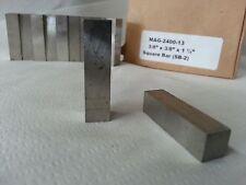 Square Bar Magnet Magnetized Length 1 Each 38sq X 15 Long Alncio Grade 5