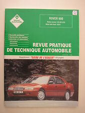 Revue technique automobile RTA  Rover 600:  618, 620, 623  et  620 Di