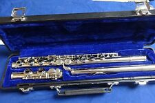 Rossetti Flute DON'T SEE A MODEL NUMBER ? BUT IT IS NICE LOOK !!! Silver Plate?