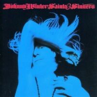 *NEW* CD Album Johnny Winter - Saints and Sinners (Mini LP Style Card Case)