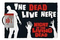 Night Of The Living Dead (The Dead Live Here Fußmatte GP85343 Türmatte