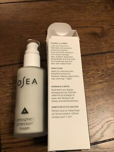OSEA Atmosphere Protection Cream, opened Box,