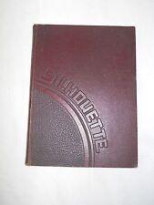 1937 Silhouette, Norwood High School Yearbook, Norwood ,Ohio