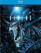 LIKE NEW Aliens (Blu-ray Disc, 2014) - 1986 Theatrical and 1991 Special Edition!