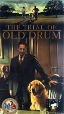 The Trial of Old Drum (VHS, 2002) Family Ron Perlman Randy Travis