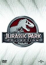Jurassic Park Collection 5053083048358 With Samuel L. Jackson DVD Region 2