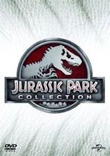 Jurassic Park Lost World Box Set DVDs & Blu-rays