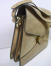 SAC CUIR BOX A BANDOULIERE VINTAGE COLLECTION