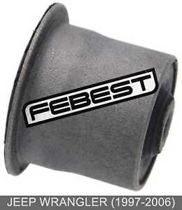 Arm Bushing Front Upper Arm For Jeep Wrangler (1997-2006)