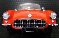 Classic Corvette 1957 Chevy Built 1 24 Sport Car 12 Vintage 20 Red Model 25 1967