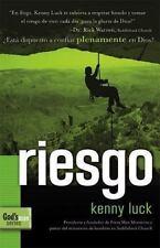 Riesgo God's Man Spanish Edition