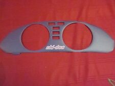 ski-doo purple gauge bezel decal new