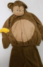 Old Navy Monkey Costume Toddler Size 12-24 Months 2 piece Halloween Dress Up