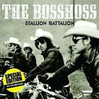 "THE BOSSHOSS ""STALLION BATTALION (+5 BONUSTRACKS)"" CD"