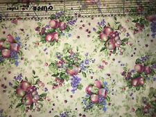 Northcott Flowering Orchard Quilt Fabric - 3 3/8 yds