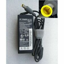 Genuine Original LENOVO CHARGER 65W AC Adapter  20V 3.25A T400- FREE POWER CABLE