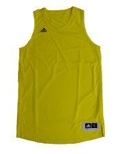 Adidas Basketball Trikot Jersey gelb Gr.L