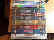 Greys Anatomy Complete Series: SEASONS 1-12, DVD, FREE SHIPPING, NEW.
