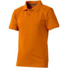 T-shirts, débardeurs et chemises oranges à longueur de manche manches courtes à 6 ans pour garçon de 2 à 16 ans