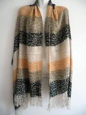 Women Men Winter Warm Soft Long Blanket Scarf Wrap Shawl Pashmina Stole UNISEX