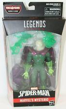Marvel Legends Spider-Man Series Mysterio Figure Build a Figure Lizard ** NEW