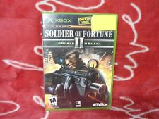 Soldier of Fortune II: Double Helix for Microsoft Xbox Fast Shipping