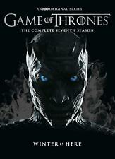 Game of Thrones: season 7 + Conquest & Rebellion Included (5 discs set)
