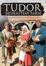 Tudor Monastery Farm (Ruth Goodman Victorian Farm) Region 4 New DVD (2 Discs)
