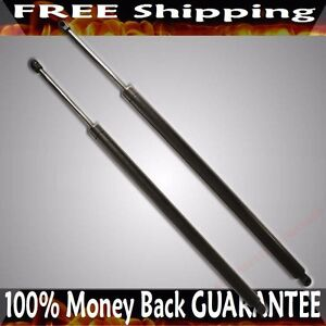 REAR Hood Lift Supports Shocks Gas Spring fit 94-01 Acura Integra Hatchback 3D