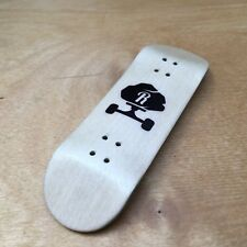 Rockwood Fingerboard Logo Deck 30mm, Handmade In Germany, Winter 2018, II