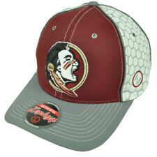 NCAA Zephyr Florida State Seminoles Noles Hornet Hat Cap Burgundy Adjustable