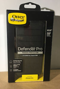 Otterbox🔥 Defender Pro Protection Black For iPhone 6/6s New FREE SHIPPING