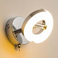 Faretto Da Parete Spot LED Regolabile Orientabile Camera Ingresso Salotto 115017