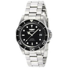 Invicta Men's Watch Pro Diver Black Dial Automatic Stainless Steel Bracelet 8926