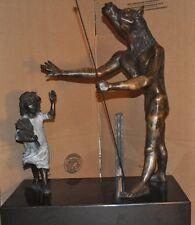 Norman LeBeau Large Bronze