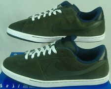 New Mens 13 NIKE Zoom Classic SB Dark Army Green Suede Shoes $69 317719-300