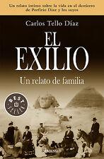EL EXILIO: UN RELATO DE FAMILIA, POR: CARLOS TELLO